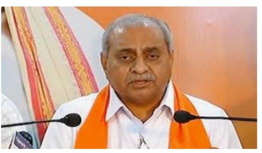 નવરાત્રી તથા દિવાળી સુધીમાં તમામ રસ્તાઓનું સમારકામ પૂર્ણ થશે : નાયબ મુખ્યમંત્રી નીતિનભાઇ પટેલ.