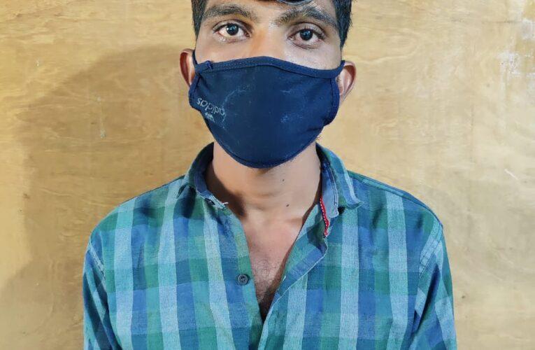 Bhadla-Rajkot ભાડલા પો.સ્ટેના આપહરણનાગુન્હાના આરોપીને પકડી તથા ભોગબનનારને શોધી પરત કરતી એસ.ઓ.જી.બ્રાંચ રાજકોટ ગ્રામ્ય,