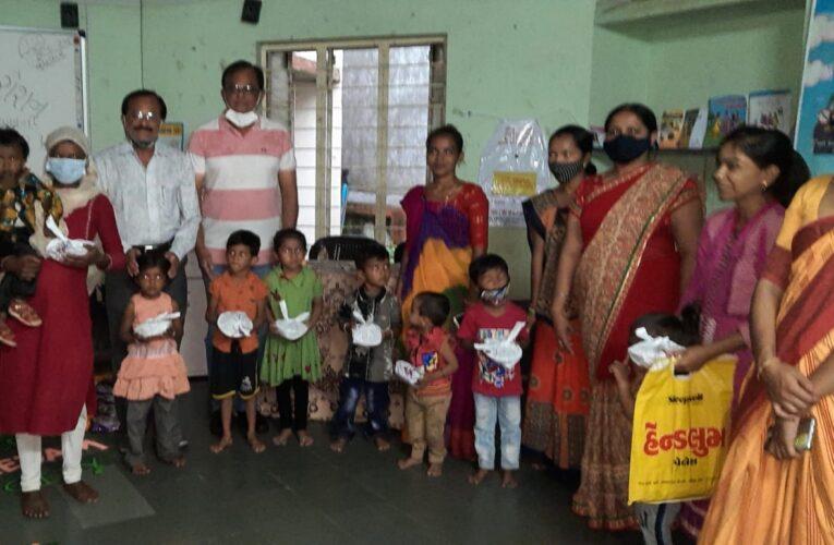 Gondal-Rajkot રાજ્ય સરકાર દ્વારા પોષણ સપ્તાહ ઉજવણી અન્વયે ગોંડલ તાલુકા/શહેર ની પોષણ સપ્તાહ ની ભવ્ય ઉજવણી કરવામાં આવી.